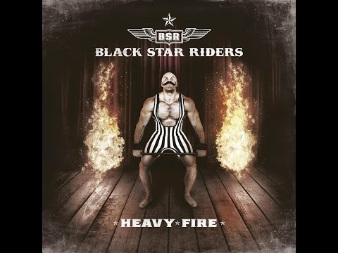 Black Star Riders - Heavy Fire (The Robbie Crane 2017 Interview)