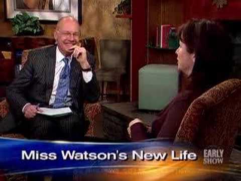 Emily Watson On 'Miss Potter' CBS