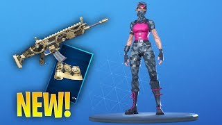 *NEW* RECON RANGER SKIN & CLOCKWORK ANIMATED WRAP! Fortnite Item Shop August 17