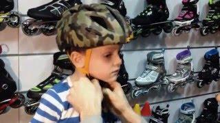 Как правильно выбрать и померять шлем ребенку(В этом видео мы с Семеном расскажем о том, как правильно выбрать шлем для катания на роликах и на что обратит..., 2016-03-07T20:25:02.000Z)