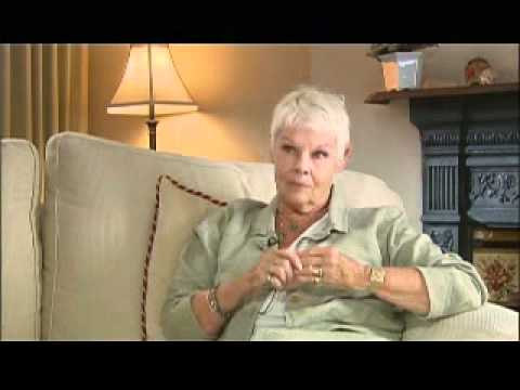 Dame Judi Dench Discusses Situation Comedy.mp4
