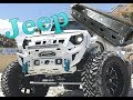 AR-15 Style Jeep Roll Bar Accessory Mount Part 2