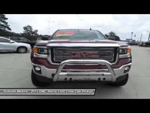 2015 Gmc Sierra 1500 Sullivan Motors Collins Ms 296280