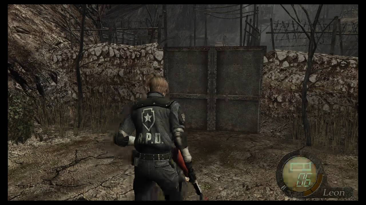Resident Evil 4 Ps4 Pro Mode Part 1 Youtube