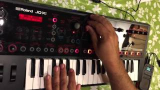 JD-Xi | RIP Prince -  Funktree (funk improv with filters)