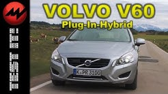 Volvo V60 Plug-In-Hybrid - Test it