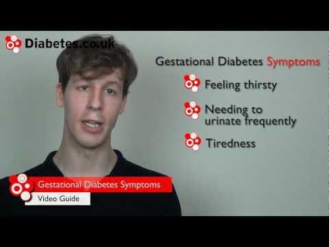 Gestational Diabetes Symptoms + Treatment