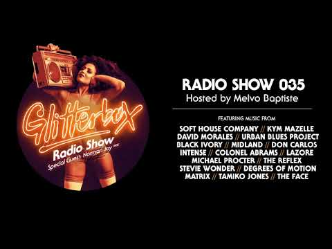 Glitterbox Radio Show 035: w/ Norman Jay MBE