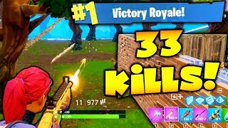 THE BEST DUO SQUADS GAMEPLAY!! (Best Fortnite Battle Royale Gameplay)