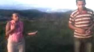 Fábio,Mario,Beu e Sandra no Monte 2 parte