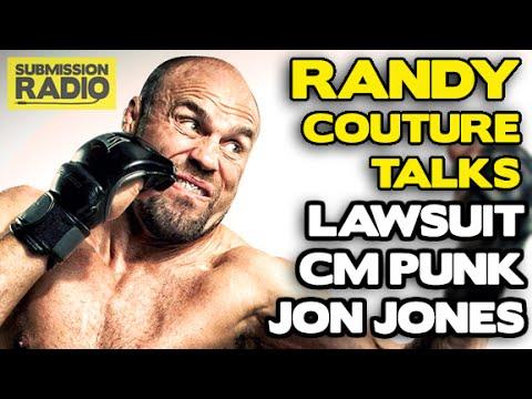 Randy Couture: UFC lawsuit, Jon Jones Cocaine drug test, CM Punk, Movies, dressing as Chuck Liddell