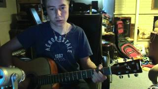 No Matter What- Papa Roach (Acoustic Guitar Cover)