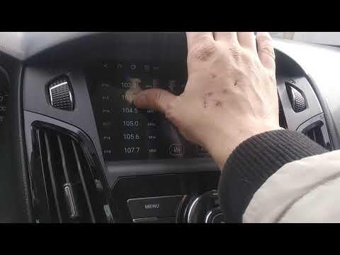 Ford Focus 3 Android автомагнитола