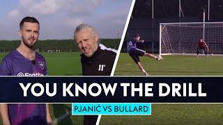 MIRALEM PJANIC VS JIMMY BULLARD  🔥| You Know The Drill | Juventus