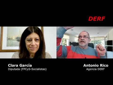 Clara García: Es inentendible haber frenado la obra pública en la Provincia