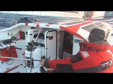 Global Ocean Race - Sea Master Sailing Jan