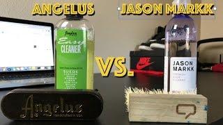 Angelus Easy Cleaner VS Jason Markk (The True Test)