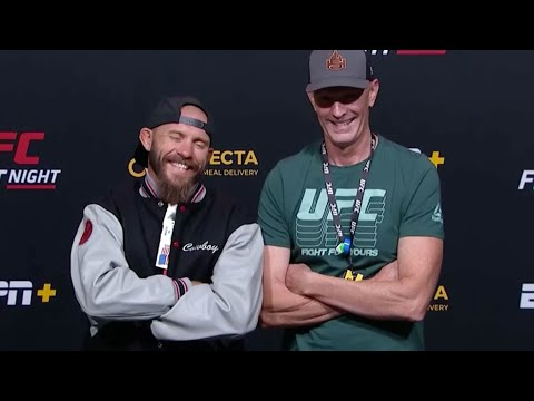 Cowboy Cerrone receives a special gift for passing 50 USADA tests