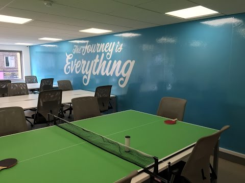 The Tech Dojo - Entrepreneurial Flexible Office Space for Creatives and Techies in Portsmouth!