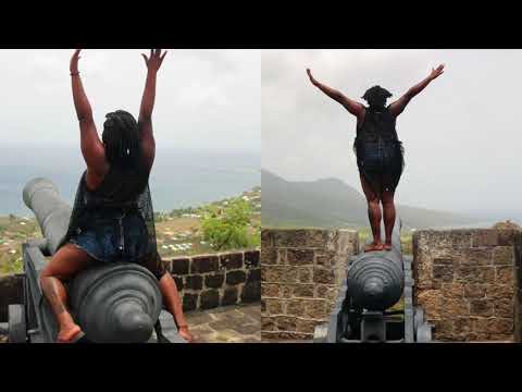 I'm in St.Kitts 🇰🇳| Travel Vlog