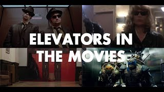 Elevators in the Movies - A movie supercut with over 100 films!