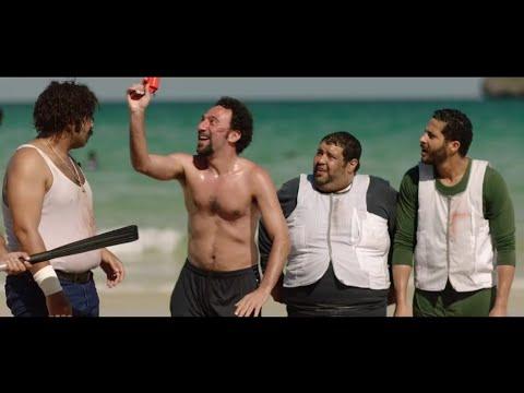اضحك من قلبك مع نجوم مسلسل في اللالالاند واللي هيعملوه في بعض علي الشاطئ 😅😂