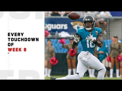 Every Touchdown from Week 8 | NFL 2019 Highlights