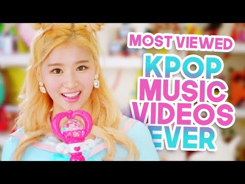 «TOP 50» MOST VIEWED KPOP MUSIC VIDEOS OF ALL TIME