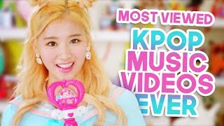 «TOP 50» MOST VIEWED KPOP MUSIC VIDEOS EVER (OF ALL TIME)