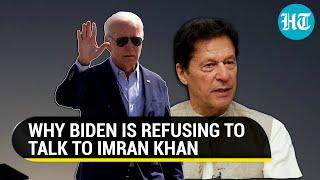 Joe Biden snubs Imran Khan? White House explains no phone call as Pak PM blames US for Taliban win