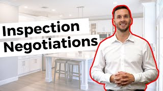 Home Sale Inspection Negotiation Strategies #movemetotx