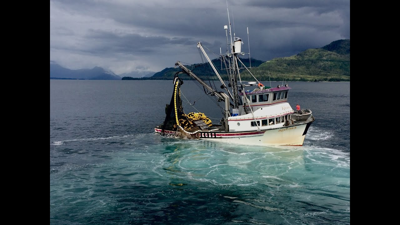 Commercial fishing in alaska 2015 youtube for What is commercial fishing