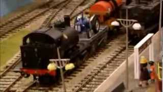 HR Documentary S3 EP8 Rainhill Model Railway Show 2/3/2014