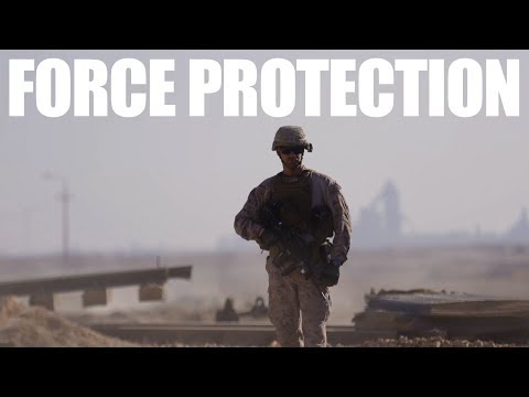 Force Protection | Combat Engineers Fortify FOB
