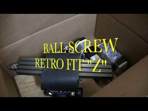 BALL SCREW RETRO FIT