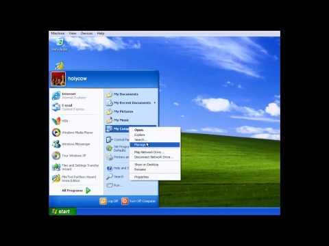 Dual Booting Lubuntu 14.04 On A Windows XP Machine