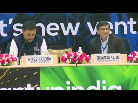 Question that Stunned Soft Bank COO, Mr Nikesh Arora, SoftBank