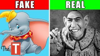 The MESSED UP Real Story Behind Dumbo