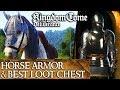 Kingdom Come: Deliverance - Horse Armor & Secret Chest of amazing equipment