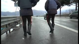 Napoli - Schianto nella notte nel Napoletano 4 morti e un ferito grave -live- (05.01.14)