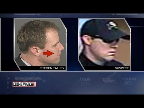 Update: Steve Talley falsely accused of robberies  Crime Watch Daily
