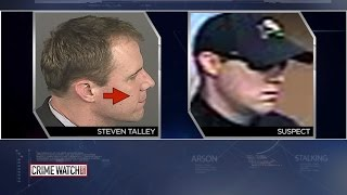 Update: Steve Talley falsely accused of robberies - Crime Watch Daily