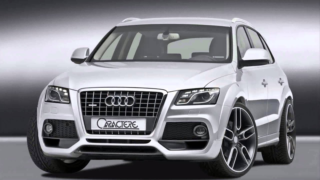 Audi Q Tuning Cars YouTube - Audi car q5