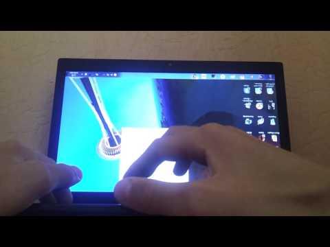 Что делать если экран ноутбука перевернулся?