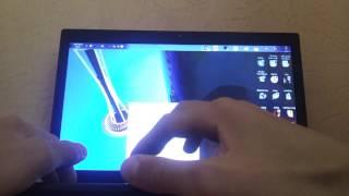 Смотреть видео экран на ноутбуке перевернулся