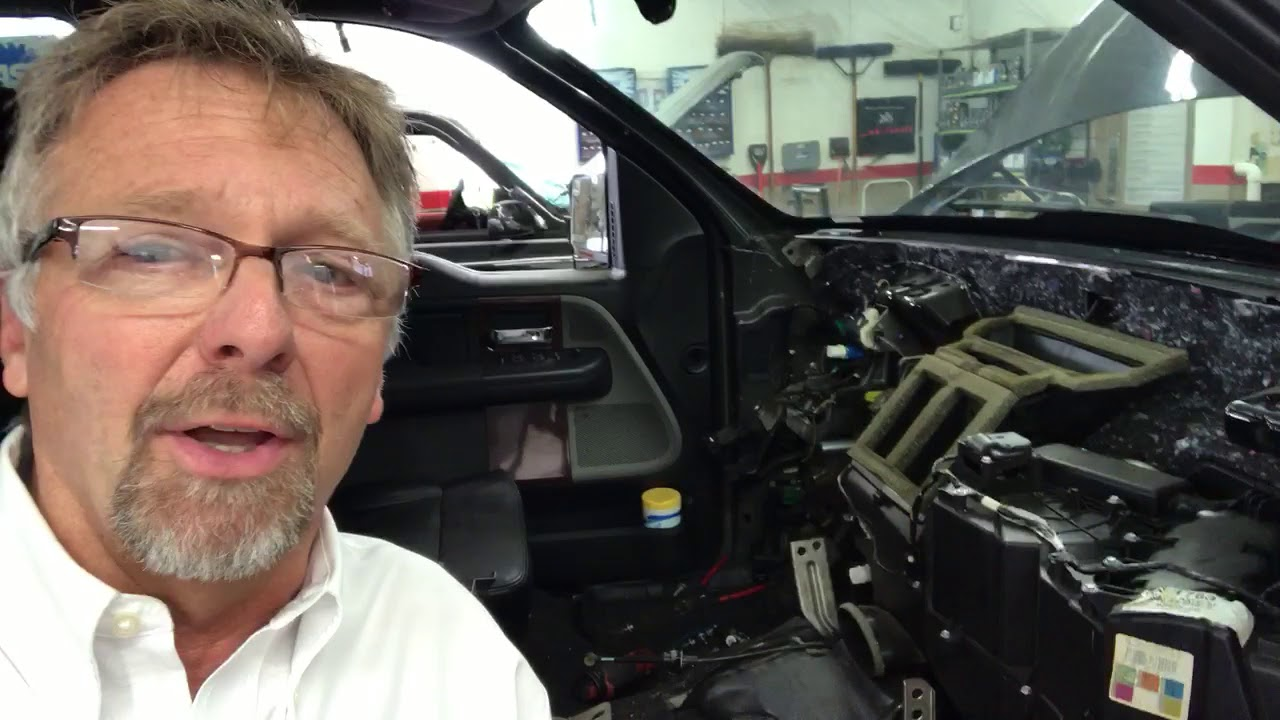 Evaporator Replacement Ford F-150 | Murphy's Autocare