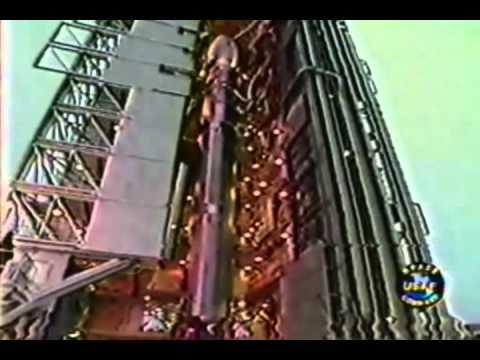 VAFB - Delta II / Titan II / Titan IV rocket launch