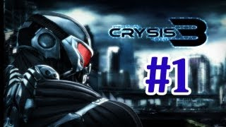 Crysis 3 PC Gameplay Walkthrough Part 1 Post Human Max Settings AA Disabled 1080p