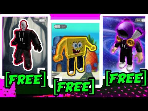 HOW TO MAKE 3 FREE AVATARS *FREE* [Roblox]