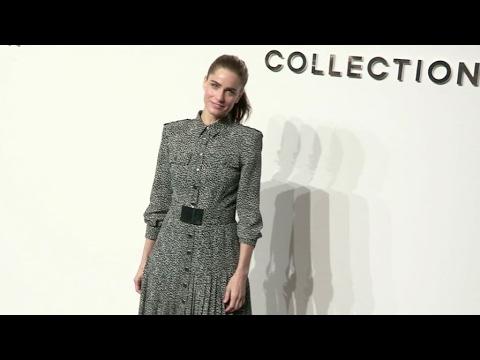 Amanda Peet, Erin Wasson and more at the Michael Kors fashion show